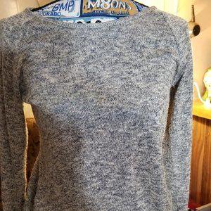 Size 14 Peek-A-Boo Long Sleeve Tee Shirt Top Girls